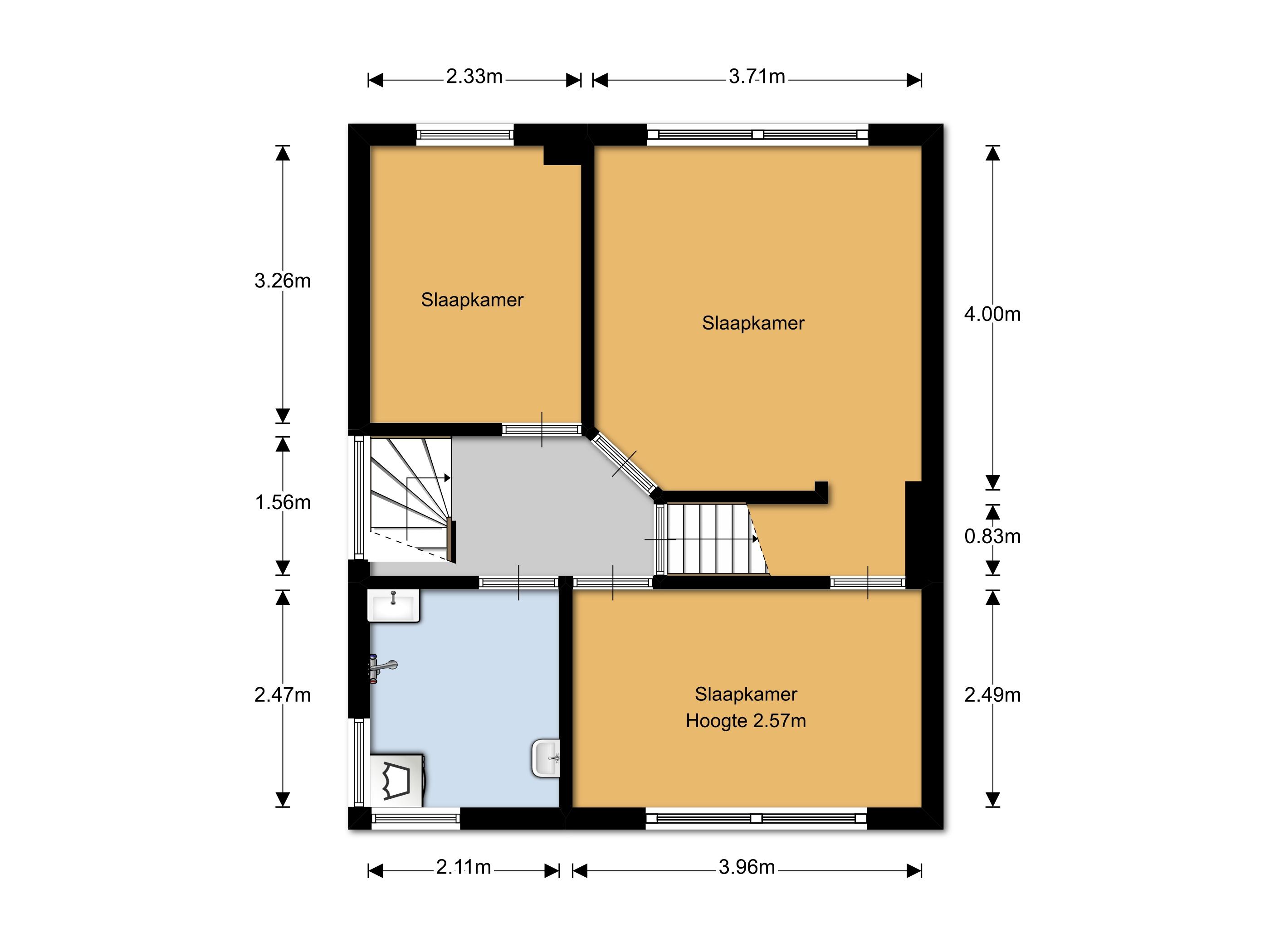 Eerste etage
